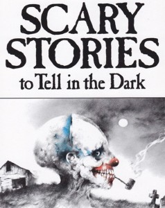 Alicia Briones's Favorite Read is Scary Stories to Tell in the Dark by Alvin Schwartz