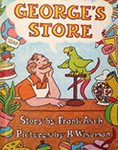 Cover of the children's book George's Store