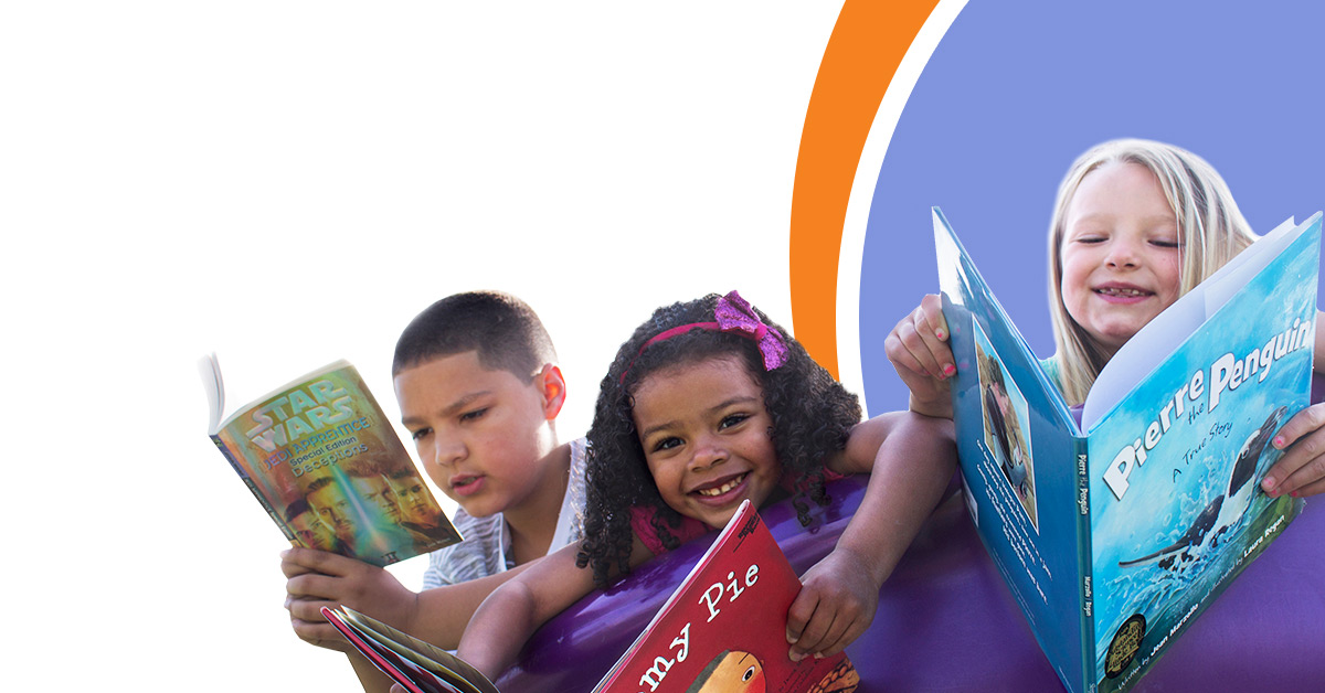 Stop the Summer Slide with Literacy Activities